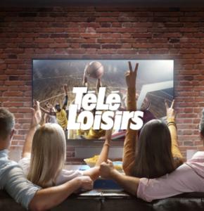 Record d'audience 3 écrans Télé-Loisirs
