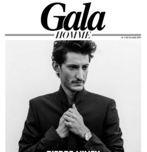 Gala Homme #3, supplément stylé pour tous les hommes