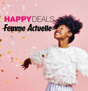 Happy Deals Femme Actuelle !