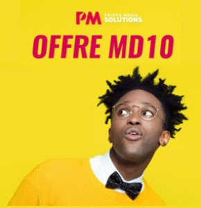 Prisma Media Solutions lance l'offre MD10