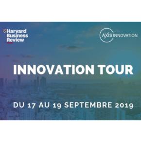 Lancement de l'Innovation Tour de Harvard Business Review France