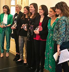 Palmarès 2019 Prix de la beauté des femmes