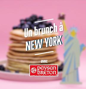 «Brunch à New York / Do you speak breton?» par Paysan Breton x Cuisine Actuelle et Femme Actuelle