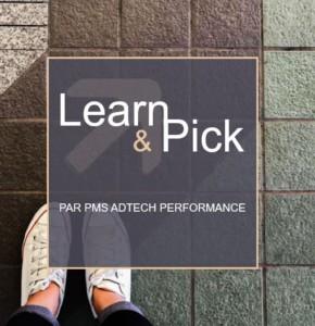 L'offre Learn&Pick par PMS AdTech Performance