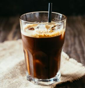 «Iced coffee» par Nespresso et Femme Actuelle