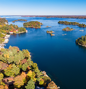 Croisière GEO : A la découverte des grands lacs d'Amérique du Nord