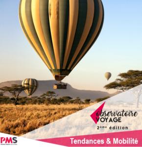 PMS lance la 2e édition de son Observatoire Voyage